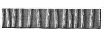 D1/12×6 Полоса 12×6 мм